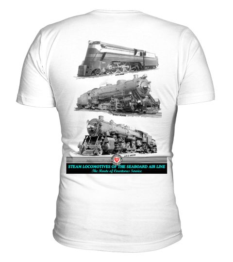 T shirt  S.A.L RR. STEAM LOCOMOTIVE T-SHIRT  fashion trend 2018 #tshirt, #tshirtfashion, #fashion