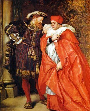 CARDINAL THOMAS WOLSEY  BORN: c. 1470 DIED: 29 NOVEMBER 1530  Son of an Ipswich…