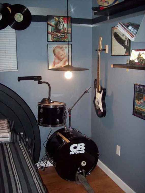 Man Cave Ideas Music : Best images about dj s bedroom on pinterest music