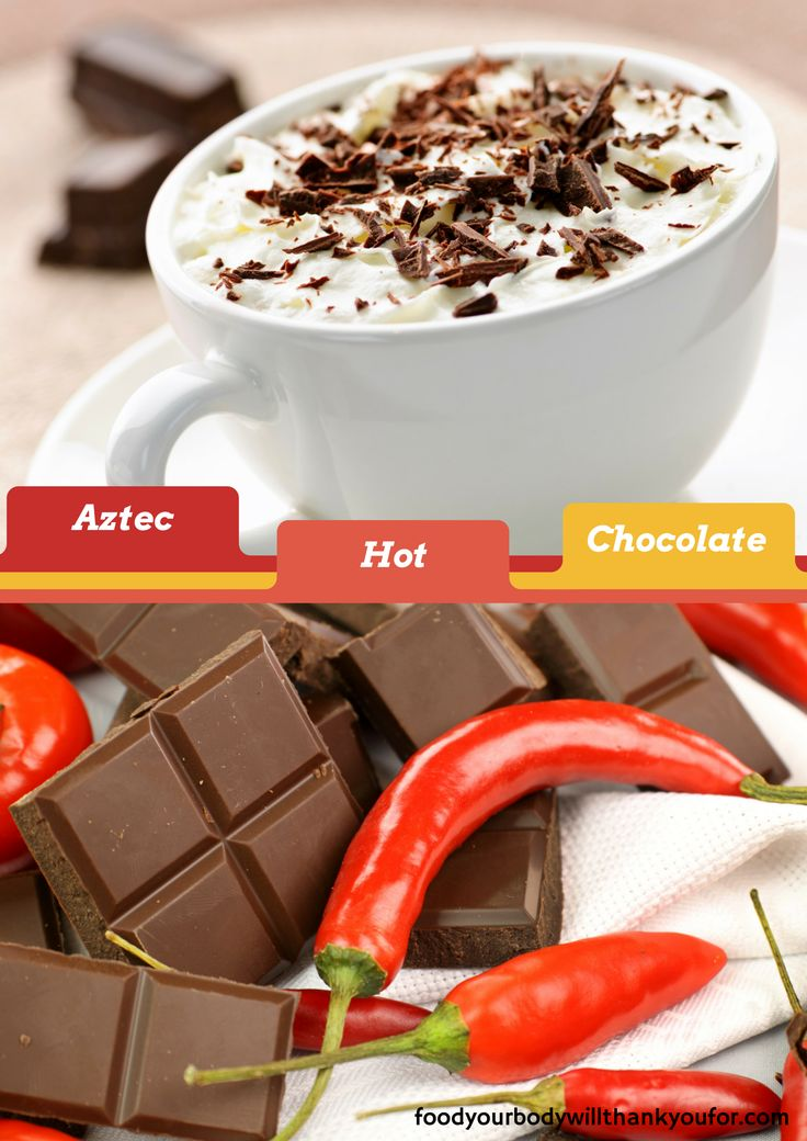 Aztec Hot Chocolate | Food Your Body Will Thank You For