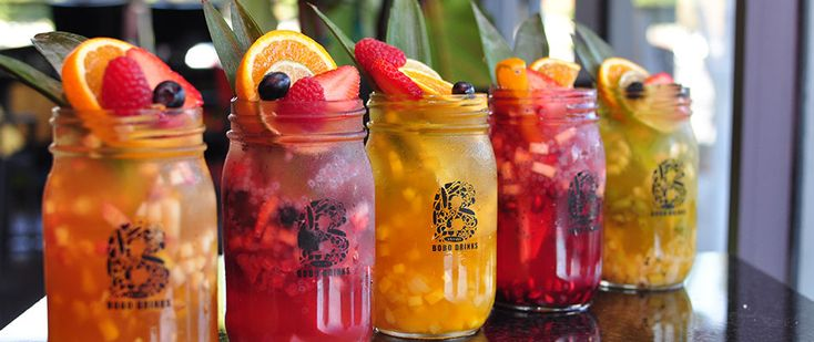 Recommended drinks: (1) Happy Heart Jar (2) Very Berry Jar (3) Beignets (I know!) Notes: This is a relatively new franchise of boba brand that associates ...