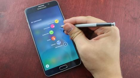 Leaked Samsung Galaxy Note 7 pictures explain its iris scanner