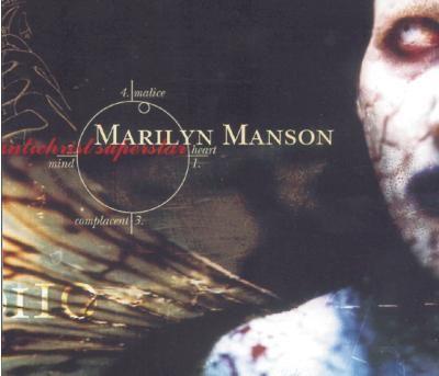 """L'album di #MarilynManson intitolato """"Antichrist Superstar""""."""