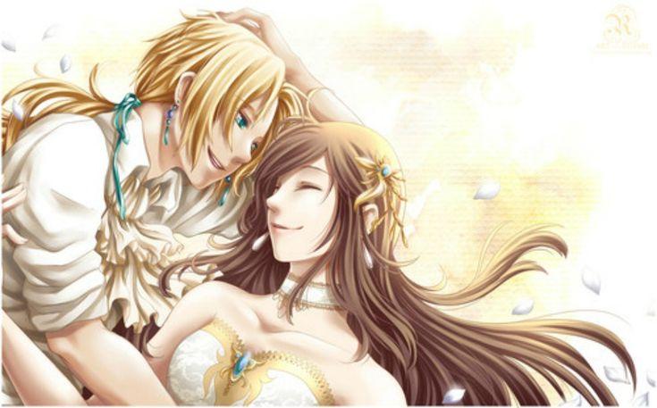 Final Fantasy IX - Garnet Til Alexandros XVII & Zidane Tribal