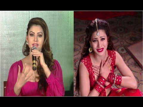 CHECKOUT Why Urvashi Rautela got EMOTIONAL & started CRYING. See the full video at : https://youtu.be/GcIgkPI7_Kw #urvashirautela