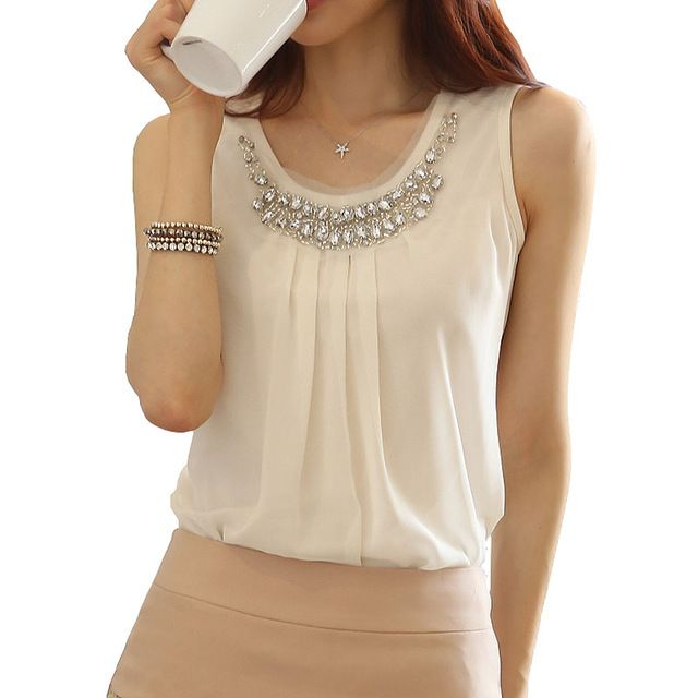 Mulheres Blusas Blusas Partes Superiores Das Senhoras Blusa Chiffon camisas femininas 2016 Plus Size Mulheres Roupas Casuais Camisa Branca Chemise Femme