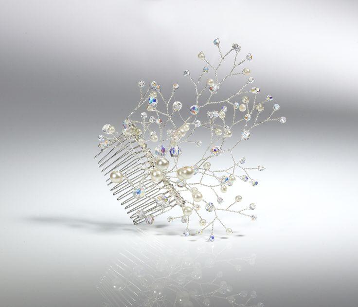 681 - Haaraccessoires - Accessoires - Bruidsmode 2015 met trouwjurken van topmerken