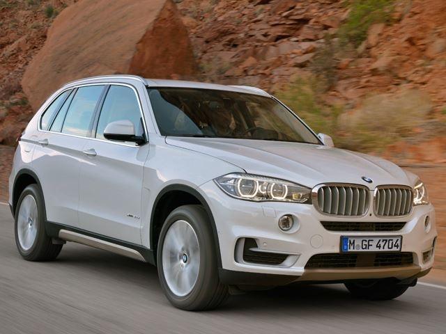 BMW Unveils 2014 X5
