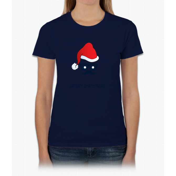 Merry Christmas - Tshirts & Accessories Womens T-Shirt