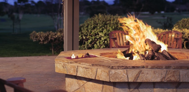 Fire it up at Hyatt Regency Monterey Hotel and Spa in California!