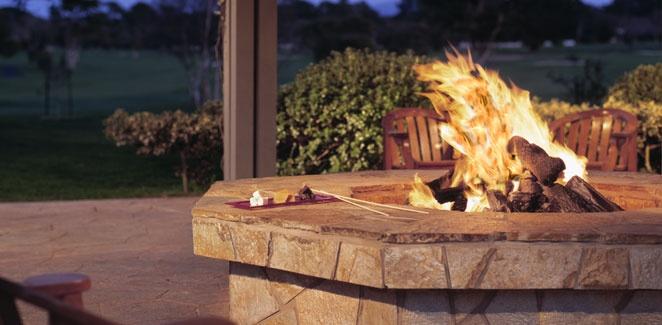 Fire it up at Hyatt Regency Monterey Hotel and Spa in California!