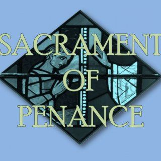What does it mean??is a sacrament of the New Law instituted by Christ inwhich forgiveness of sins committed after baptism isgranted through the priests abs. http://slidehot.com/resources/sacrament-of-penance-and-reconciliation.51063/