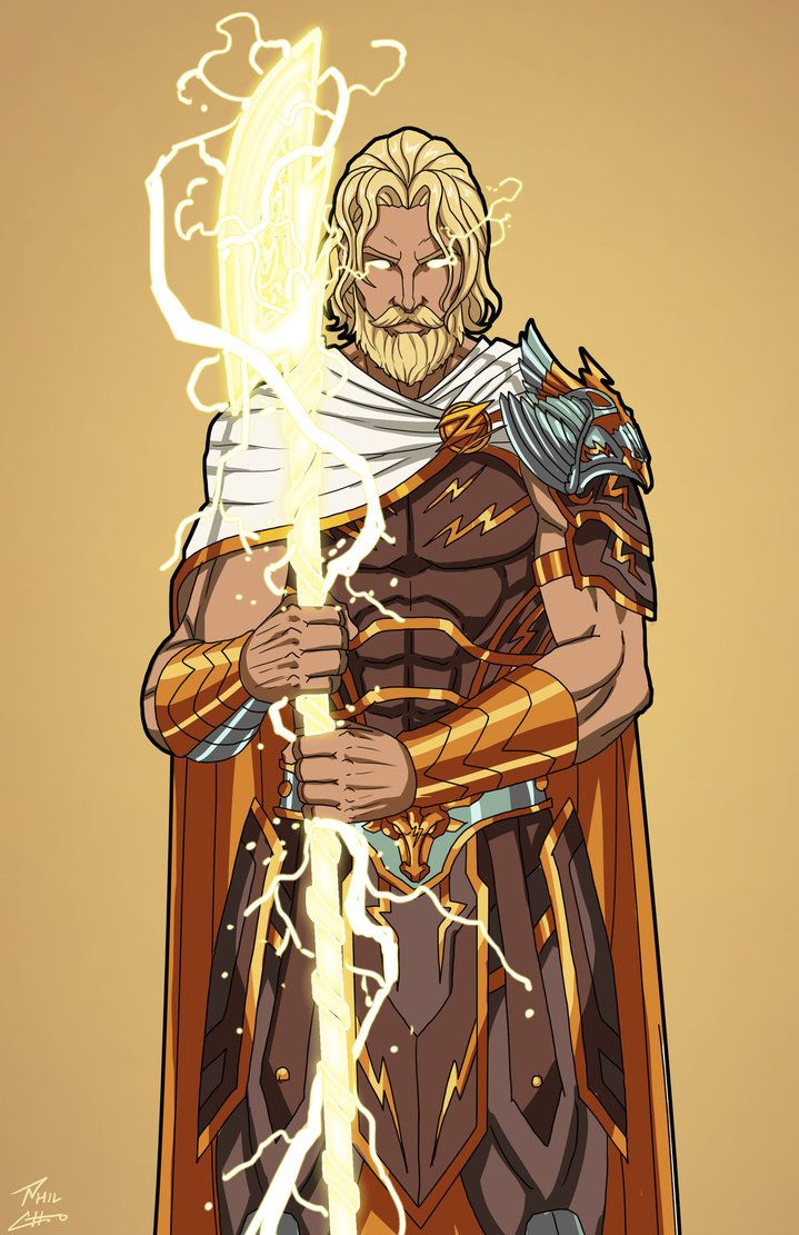 Zeus Earth27 edit by Roysovitch  Images 2  Pinterest  Comic character Fantastic art and Art