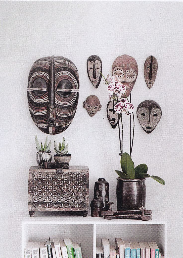 African Home Decor More