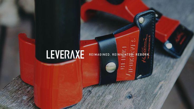 New Leveraxe - The Smart Axe reimagined, reinvented, reborn.  LIVE ON KICKSTARTER: https://www.kickstarter.com/projects/1949064069/new-leveraxe-the-smart-axe