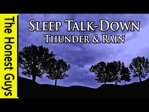 The Autumn Village - Guided Relaxation & Sleep talk-down. Insomnia. - YouTube
