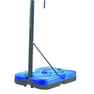 Spalding Vault 44 Portable Basketball Hoop Blue/Orange