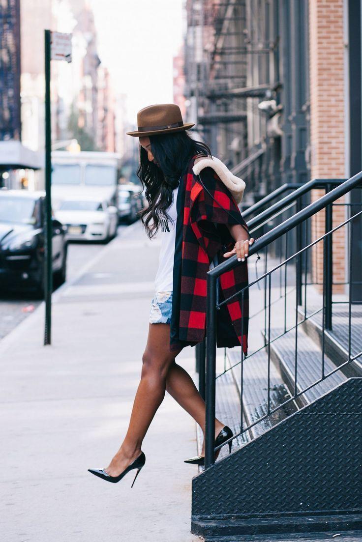 Instyle Mag - TorontoShay #womensfashion #fashionista #streetstyle #fashionbloggers