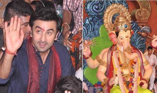 Spotted: Bollywood Celebs celebrate #GaneshChaturthi festival... http://www.buzzintown.com/bollywood-news--ganesh-chaturthi-katrina-joins-salman-ganpati-visarjan/id--8814.html #Bollywoodnews