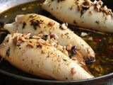 Cooking Channel serves up this Stuffed Squid recipe from David Rocco plus many other recipes at CookingChannelTV.com
