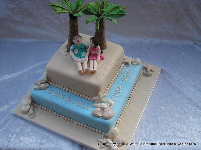 25 Best Ideas About Palm Tree Cakes On Pinterest