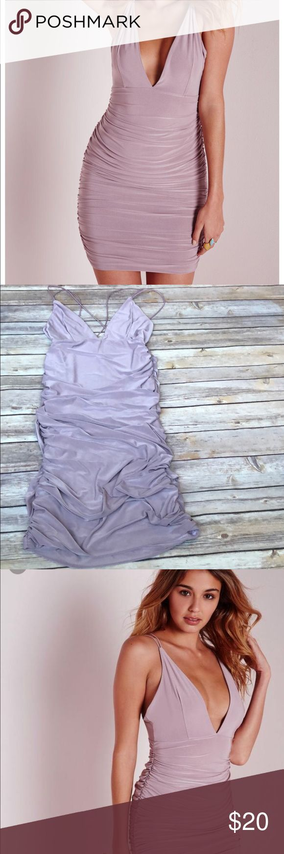 Missguided dress Size: 4 UK Brand: missguided New with tags Missguided Dresses Mini