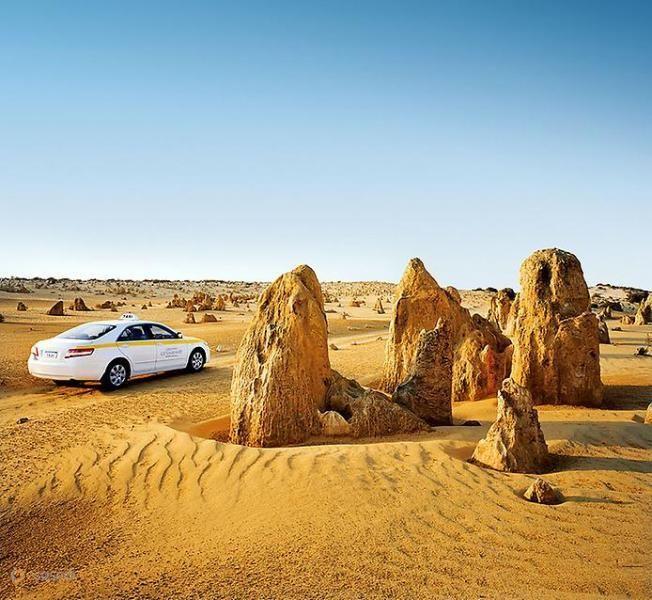 пустыня Пиннаклс – #Австралия #Западная_Австралия (#AU_WA) Пустыня Пиннаклс - одна из природных достопримечательностей Зеленого континента. Как именно возникли эти причудливые известняковые столбики, пока не известно...  #достопримечательности #путешествия #туризм http://ru.esosedi.org/AU/WA/1000054004/pustyinya_pinnakls/