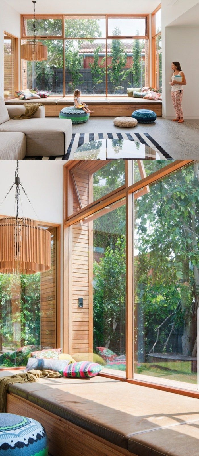 30+ Bay Window Ideas for your Bedroom, Kitchen & L em 30