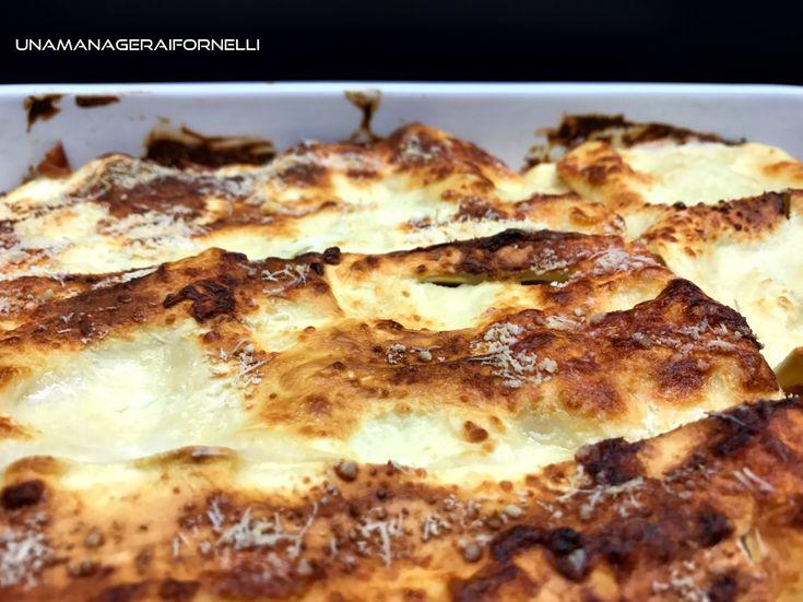 Lasagne+al+prosciutto+e+formaggio