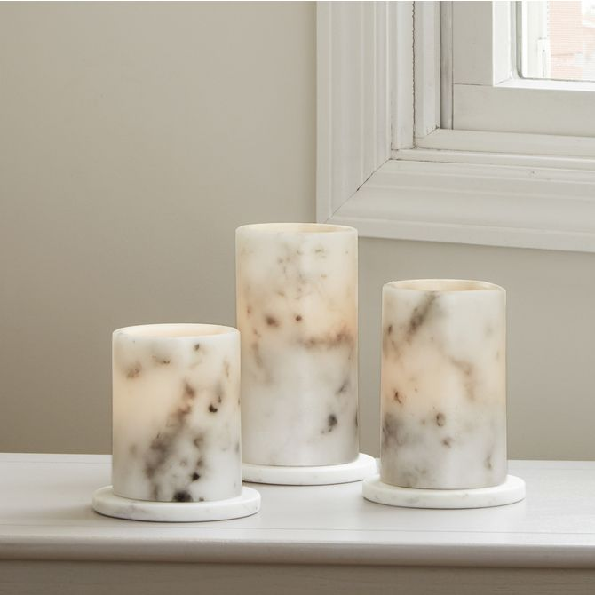 27 Best Holiday Flameless Candles Images On Pinterest