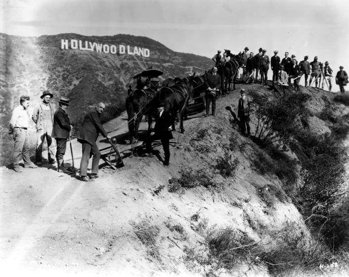 Vea cómo el cartel de Hollywood ha cambiado con el tiempo | TIEMPO