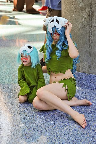 Two Nels Cosplay from Bleach Love this
