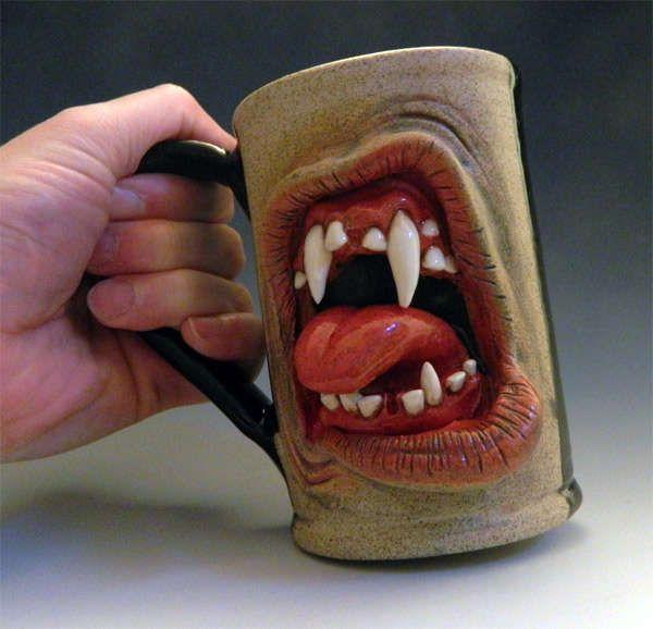 Xícaras, xícaras e mais xícaras