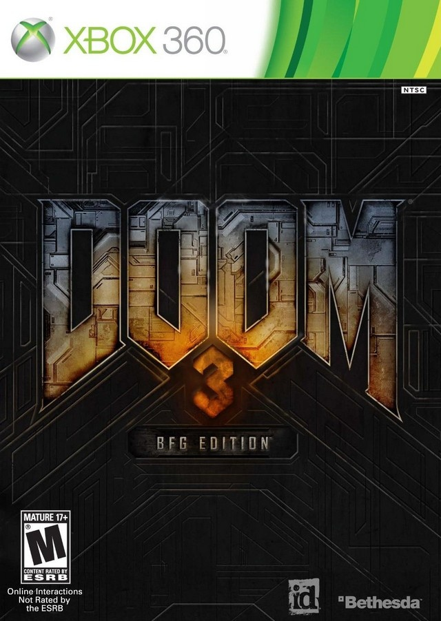 Doom 3 BFG Edition... Never jumped so many times while playing a video game! Doom 3 is scary as hell! lol
