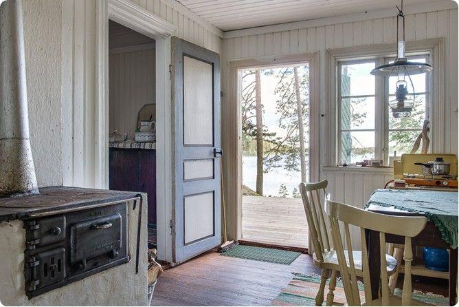 Kitchen http://www.kabin.nu/