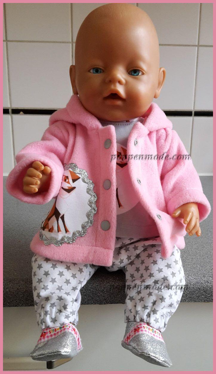 43 besten Babyborn poppenkleertjes Bilder auf Pinterest ...