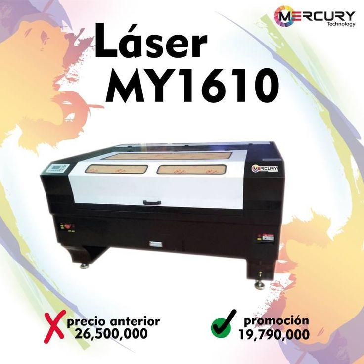 Maquina Laser 1610