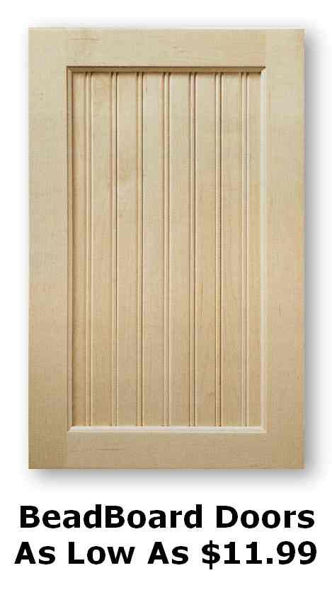 Unfinished Cabinet Doors As Low As $8.99                                                                                                                                                                                 More