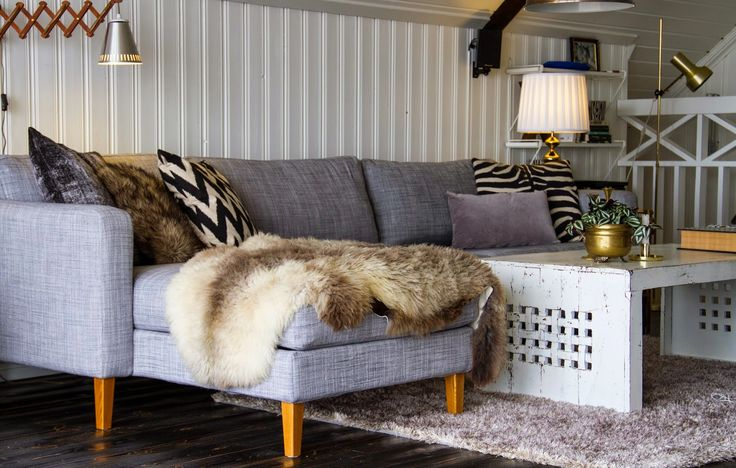 Bildresultat för ikea karlstad soffa