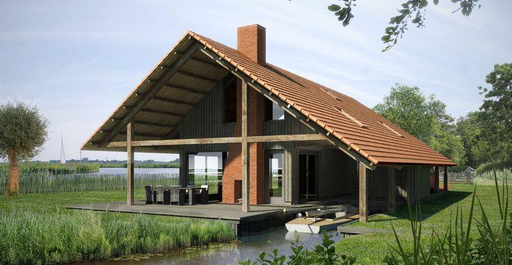 Heech Staete is een ontwikkeling van luxe bedrijfsruimtes aan het water waar werken, wonen en ontspannen samen komen in het waterportcentrum van Friesland.