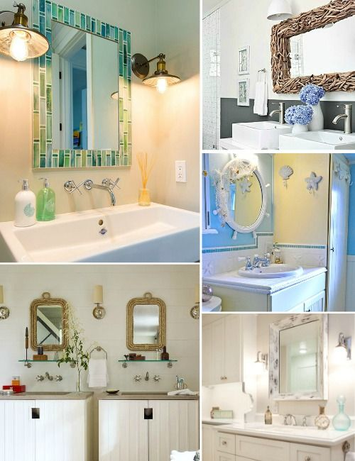 Bathroom Mirror Not On The High Street best 25+ nautical bathroom mirrors ideas on pinterest | nautical