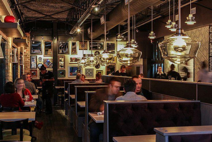 : Tables, Restaurant Interiors, Restaurant Inspirations, Bar Restaurant Spatial, Interiors Bar Restaurant, Restaurant Ideas, Restaurants, 100 Restaurant