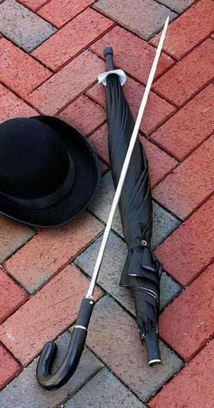 Suave Self-Defense Umbrellas