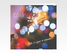 Zakelijke nieuwjaarskaarten - laat je eigen ontwerp drukken of kies uit onze collectie #nieuwjaarskaarten