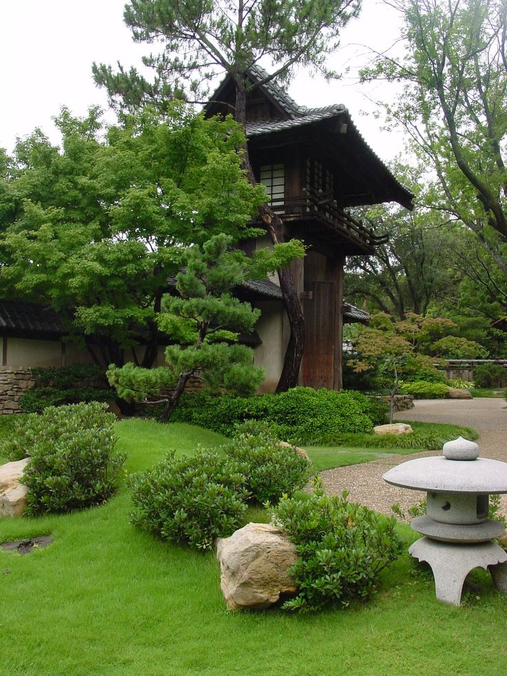 Japanese Gardens, Fort Worth, Texas