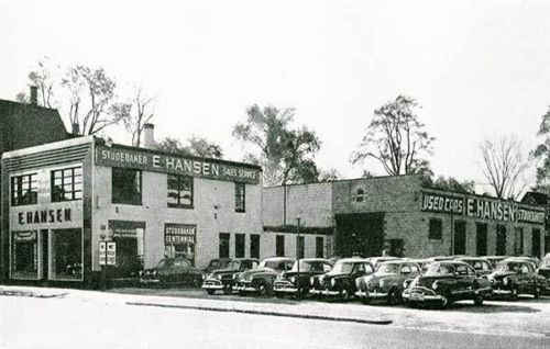 Portland Car Dealerships >> 226 best images about Old car Dealerships on Pinterest | Plymouth, Used car lots and Used cars
