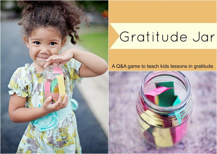 A gratitude jar game to help teach your kids lessons in #gratitude. Easy tutorial and cute video demonstration. #thanksgiving #thankful