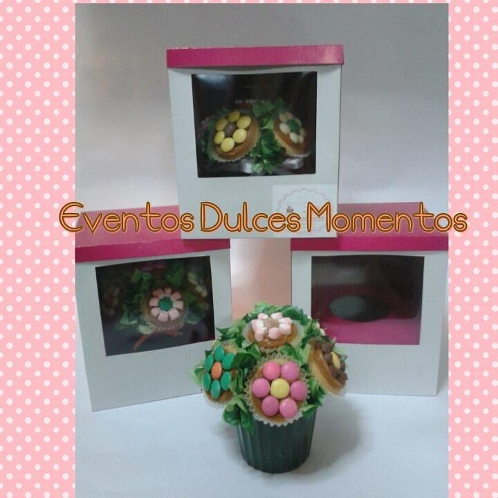 Ramos de Cupcakes