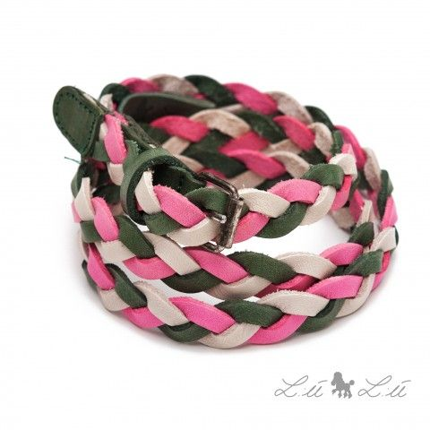 Lù Lù by #missgrant BRAIDED LEATHER BELT. Sale 50% off Spring&Summer Collection! #discount