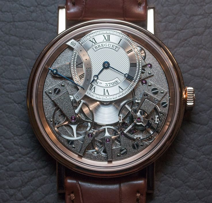 Read the review of brand new and unique Bregeut watch from 2015 collection. Get to know why it's so special from our blog: http://bit.ly/1Uh4Su2